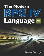 The Modern RPG IV Language ebook by Kobo.Web.Store.Products.Fields.ContributorFieldViewModel