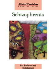 Schizophrenia ebook by Max Birchwood,Chris Jackson
