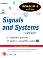 Schaum's Outline of Signals and Systems 3ed. ebook by Hwei Hsu