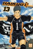 Haikyu !! - Les As du volley T13 ebook by Furudate Haruichi, Furudate Haruichi