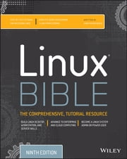 Linux Bible ebook by Christopher Negus