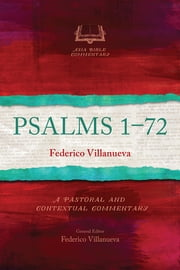 Psalms 1–72 ebook by Federico G. Villanueva