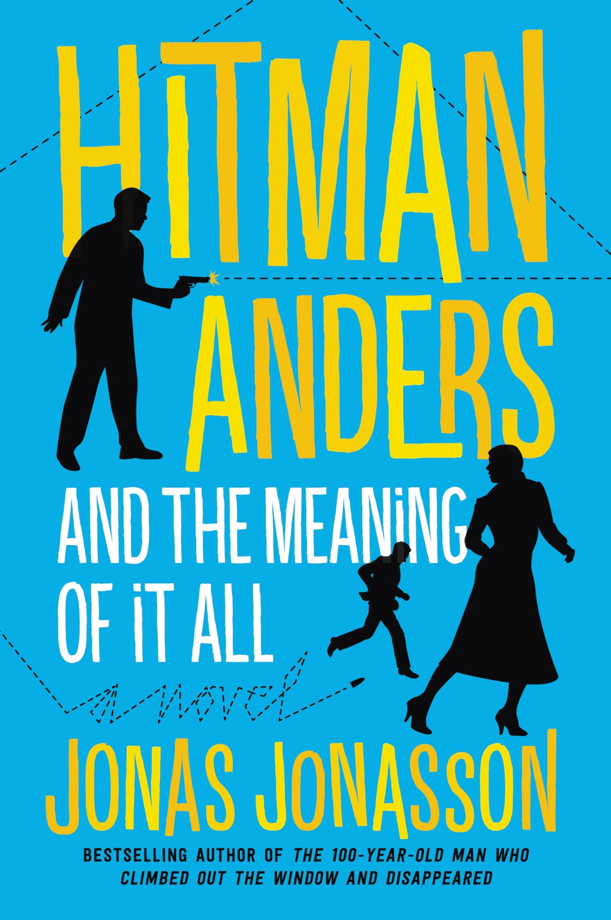 Hitman Anders and the Meaning of It All ebook by Jonas Jonasson, Rachel  Willson-