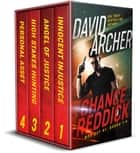 Chance Reddick Box Set #1: Books 1-4 ebook by David Archer