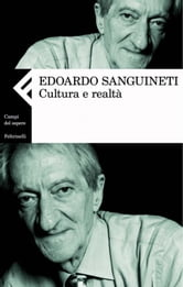 Cultura e realtà ebook by Edoardo Sanguineti