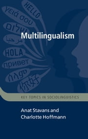 Multilingualism ebook by Anat Stavans, Charlotte Hoffmann