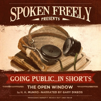 The Open Window audiobook by Saki