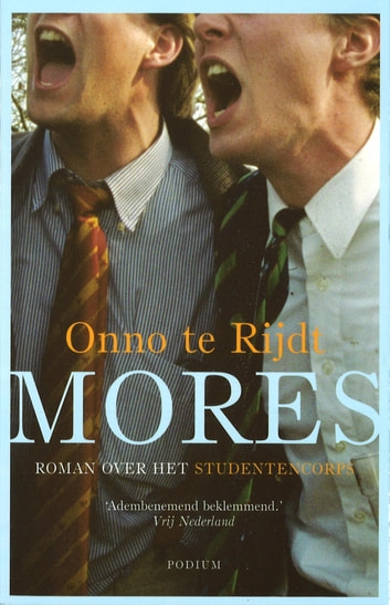 Mores ebook by Onno te Rijdt