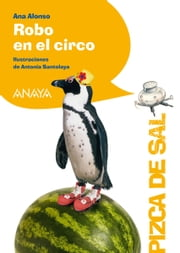 Robo en el circo ebook by Ana Alonso