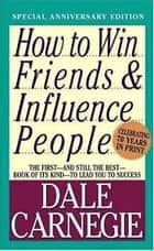 How to win friend and influence people 電子書 by Dale carnegie