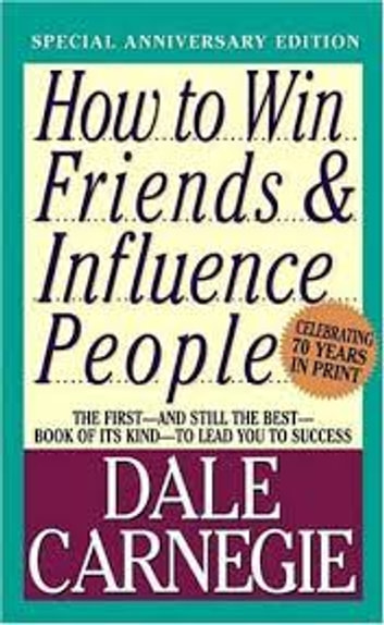 How to win friend and influence people ebook by Dale carnegie