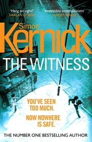 The Witness ebook by Simon Kernick