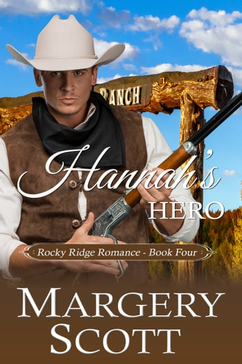 Hannah's Hero ebook by Margery Scott