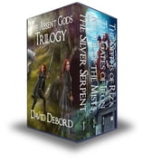 The Absent Gods Trilogy ebook by David Debord