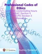 Professional Codes of Ethics ebook by Audrey Benenati