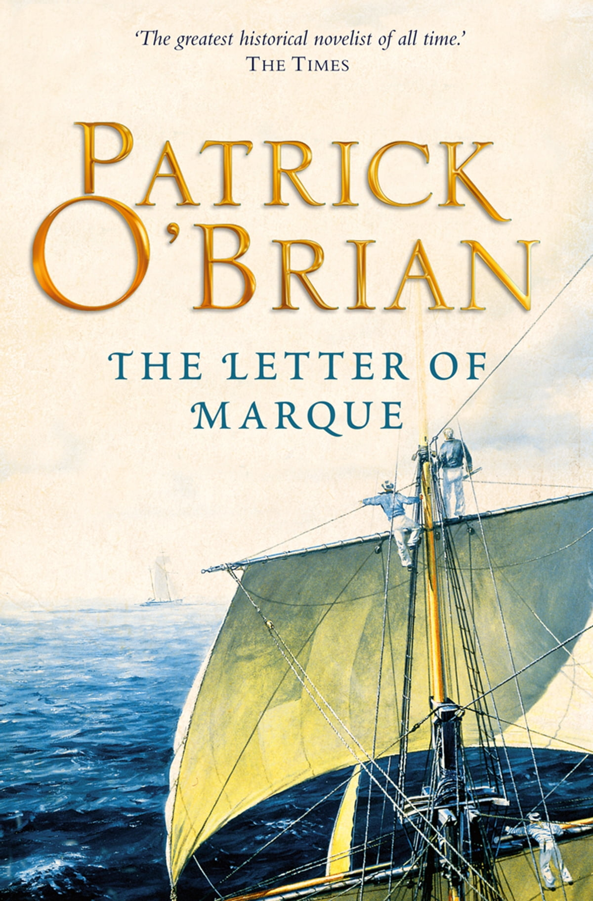 The Letter Of Marque Aubrey Maturin 12 By Patrick Obrian
