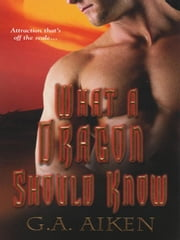 What A Dragon Should Know ebook by Aiken, G.A.