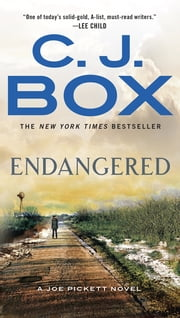 Endangered ebook by C. J. Box