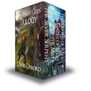 The Absent Gods Trilogy - Boxed Set ebook by David Debord