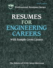 Resumes for Engineering Careers ebook by VGM, Editors of