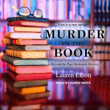 Murder by the Book audiobook by Lauren Elliott