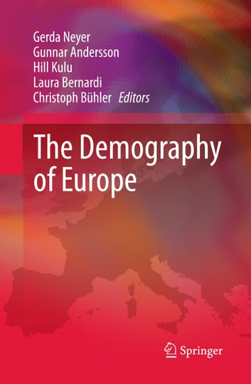 The Demography of Europe ebook by