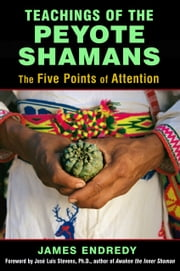 Teachings of the Peyote Shamans - The Five Points of Attention ebook by James Endredy