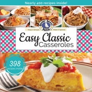 Easy Classic Casseroles ebook by Gooseberry Patch