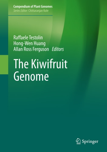 The Kiwifruit Genome ebook by