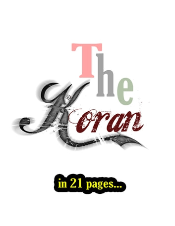 THE KORAN ebook by Auther mee