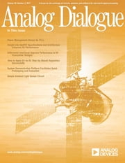 Analog Dialogue, Volume 45, Number 3 ebook by Analog Dialogue