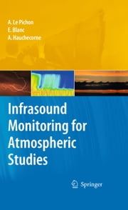 Infrasound Monitoring for Atmospheric Studies ebook by Alexis Le Pichon,Elisabeth Blanc,Alain Hauchecorne