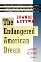 Endangered American Dream ebook by Edward N. Luttwak