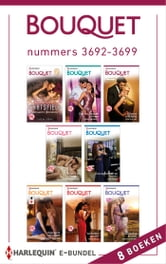 Bouquet e-bundel nummers 3692-3699 (8-in-1) ebook by Caitlin Crews,Carol Marinelli,da Collins,Lindsay Armstrong,Abby Green,Maisey Yates,Annie West,Susan Stephens