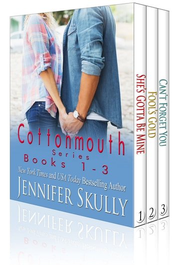 Cottonmouth Series: 3-Book Bundle ebook by Jennifer Skully,Jasmine Haynes