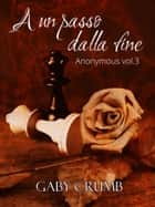 A un passo dalla fine - Anonymous Vol.3 ebook by Gaby Crumb