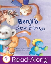 Benji's New Friends ebook by Jillian Harker,Gill McLean
