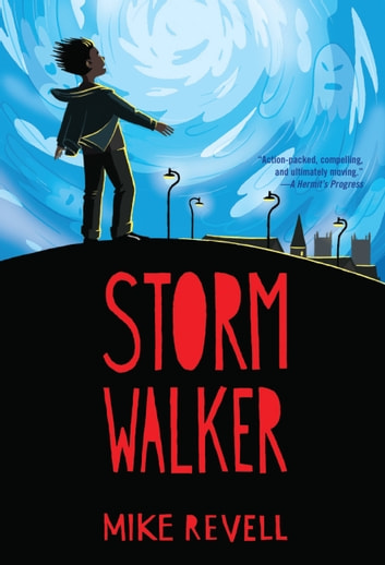 Stormwalker ebook by Mike Revell