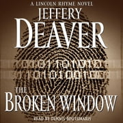 The Broken Window - A Lincoln Rhyme Novel audiobook by Jeffery Deaver