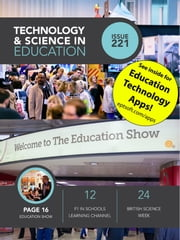 Technology and Science in Education Magazine: March 2016 ebook by Clive W. Humphris,Roger Bell