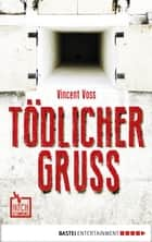 Tödlicher Gruß ebook by Vincent Voss