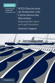 WTO Disciplines on Subsidies and Countervailing Measures - Balancing Policy Space and Legal Constraints ebook by Dr Dominic Coppens