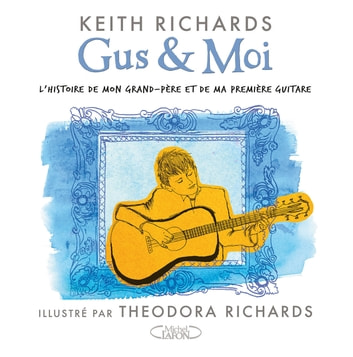Gus & Moi ebook by Keith Richards