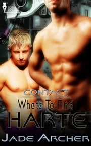 Where to Find Harte ebook by Jade Archer