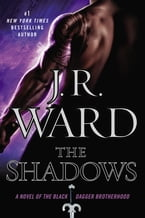The Shadows, A Novel of the Black Dagger Brotherhood
