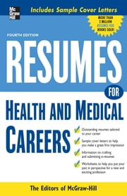 Resumes for Health and Medical Careers ebook by Editors of VGM Career Books