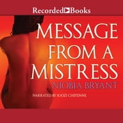 Message from a Mistress audiobook by Niobia Bryant