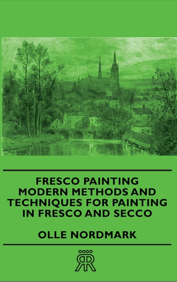 fresco painting modern methods and techniques for painting in