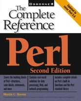 Perl ebook by Brown, Martin