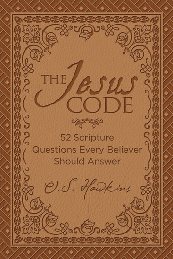 The Jesus Code ebook by O. S. Hawkins